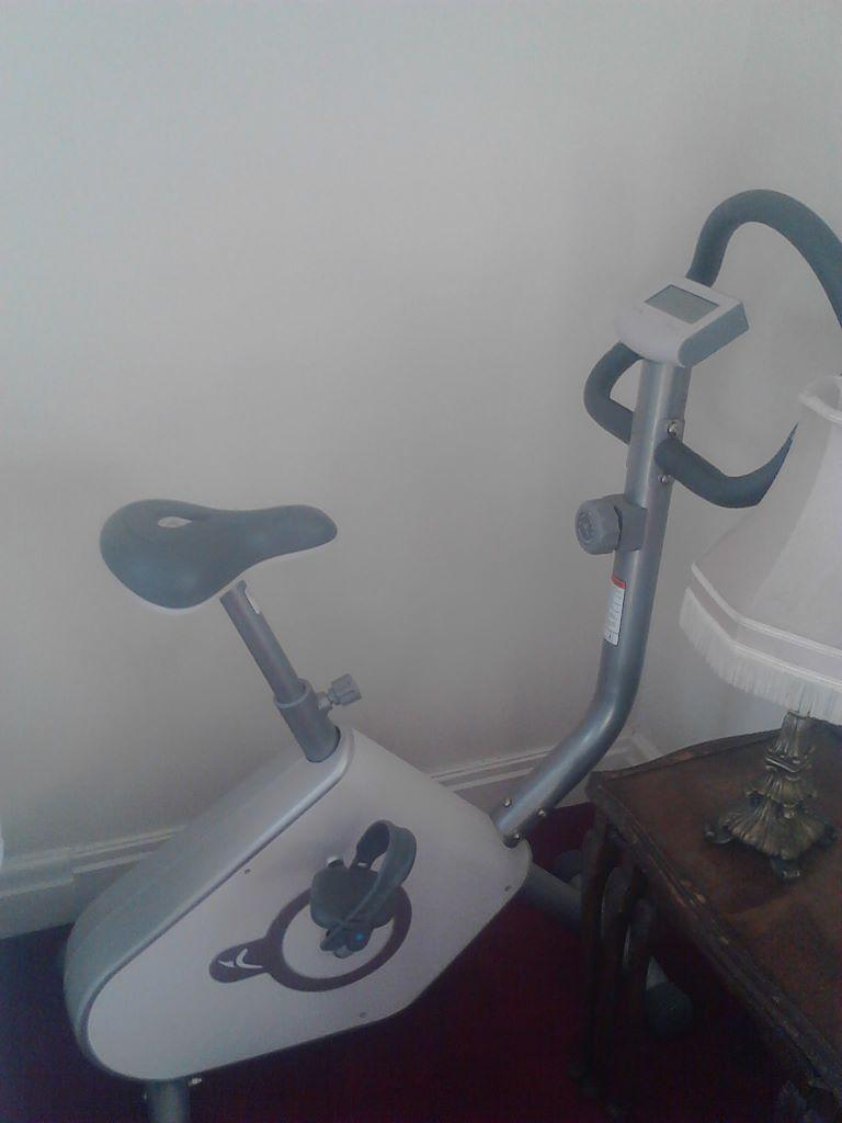 Domyos FC 100 exercise bike in Stockport Manchester  : 86 from www.gumtree.com size 768 x 1024 jpeg 38kB