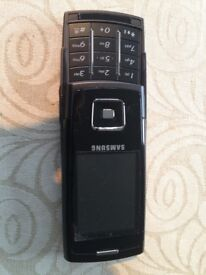 SAMSUNG MOBILE PHONE, BOXED AND UNUSED.