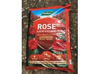 Brand New, Westland Rose Planting & Potting Mix Compost 60L
