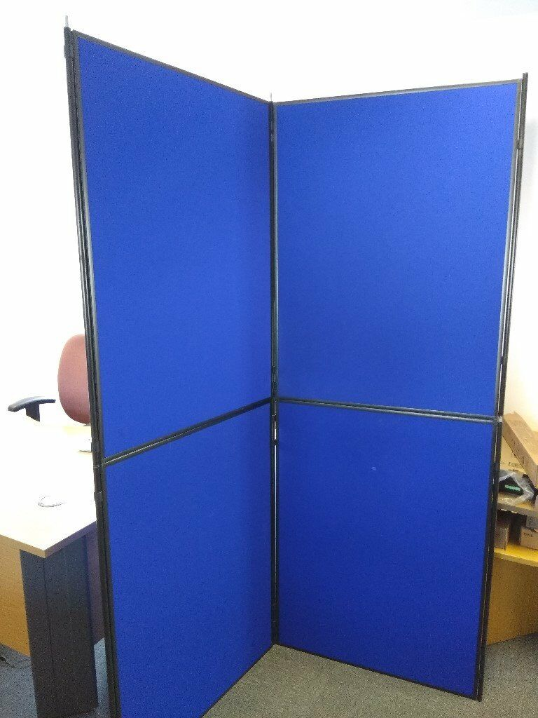Portable Exhibition Board : Portable exhibition display stands with case in charlton kings