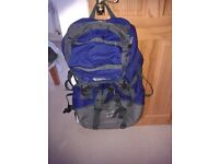 Large rucksack in very good condition