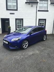 Ford Focus st 3 2014 with only 25000miles