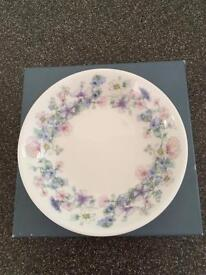 Wedgwood Angela Plain Edge Round Tray