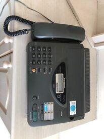 Panasonic Phone Fax Machine