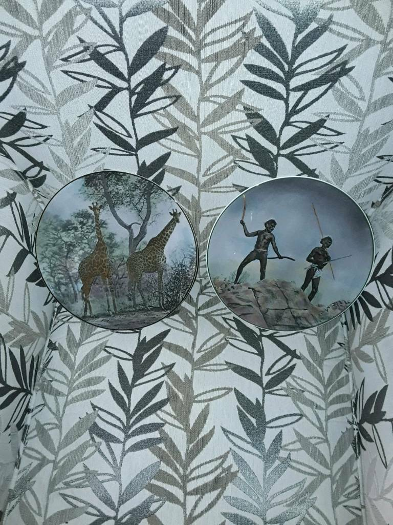 Decorative Royal Doulton plates