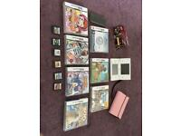 Nintendo DSI and games