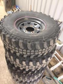 Landrover discover 1/ defender wheels