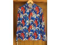 Gucci shirt brand new size large