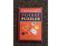 Pocket Puzzles - Book