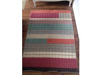 John Lewis textured rug 180 x 125 cm