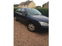 Mondeo for sale or swap for smaller car