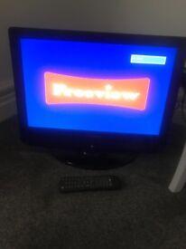 15'' TV