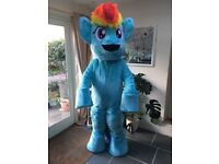 Meet and greet mascot, hero turn up to your child's birthday from £25 lots to choose from