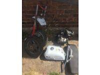 Motorbike bits