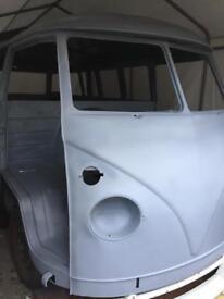 VW Splitscreen original rear bench seats from my bus restoration project.
