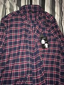 Cedar wood shirt
