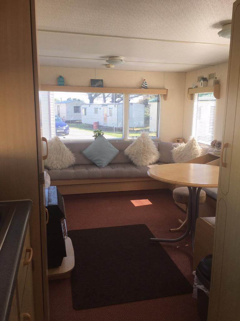 Cornwall Family Owned Caravan For Rent