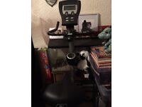 Good condition exercise bike - urgent sale for space!