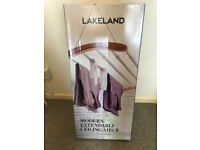 Modern ceiling airer from Lakeland - Unused, new in box