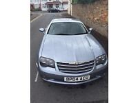 Chrysler Crossfire Automatic In good condition inside and out