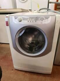 Hotpoint 7.5kg aqualtis washer