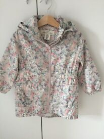 H&M Girls spring/summer jacket size 1.5-2