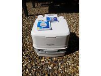 Brand new Thetford Porta Potti 335 Qube Toilet