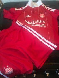 Aberdeen football strip