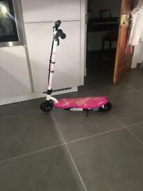 Never used electric scooter