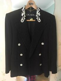 ESCADA Suit size 8-10