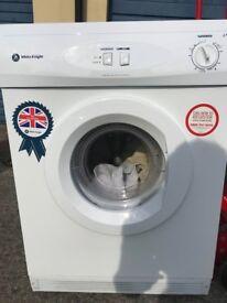 White Knight 7kg dryer