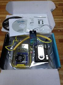 Vivicam 5188 Digital Camera with waterproof case