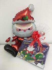 Balloon & selection box gift