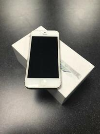 APPLE IPHONE 5 16GB O2 EXCELLENT CONDITION BOXED