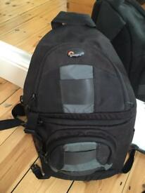 Lowepro camera backpack sling aw200