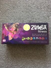 Zumba CD/DVD Package