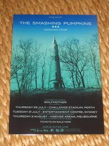 THE-SMASHING-PUMPKINS-OCEANIA-AUSTRALIAN-TOUR-PROMO-TOUR-POSTER