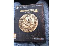 PS4 games for sale battlefield 1 uncharted 4 ratchet and clank