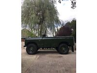 Landrover series 3 tax exempt