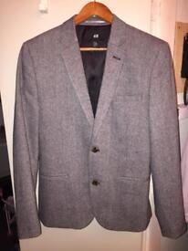 Men's H&M Blazer grey