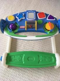 Little Tike baby play gym