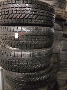 235/70/16 Firestone Winterforce.  Hiver