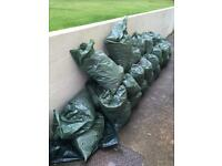FREE Approx 50 Bags of Garden Soil/ Fill