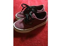Kids casual trainers