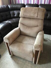 Patterson Riser Recliner Armchair