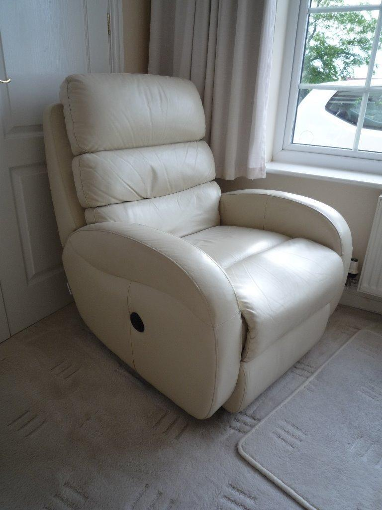 La Z Boy Electric Recliner Armchair In Llandudno Conwy