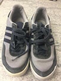 Adidas PT Junior Size 3 Trainers