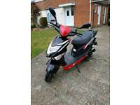 Lexmoto Echo 50cc Moped