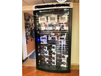 last Few Top quality Display Cabinets