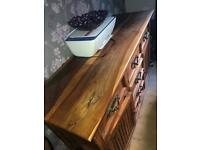 Solid Wood Sideboard *EXCELLENT CONDITION*